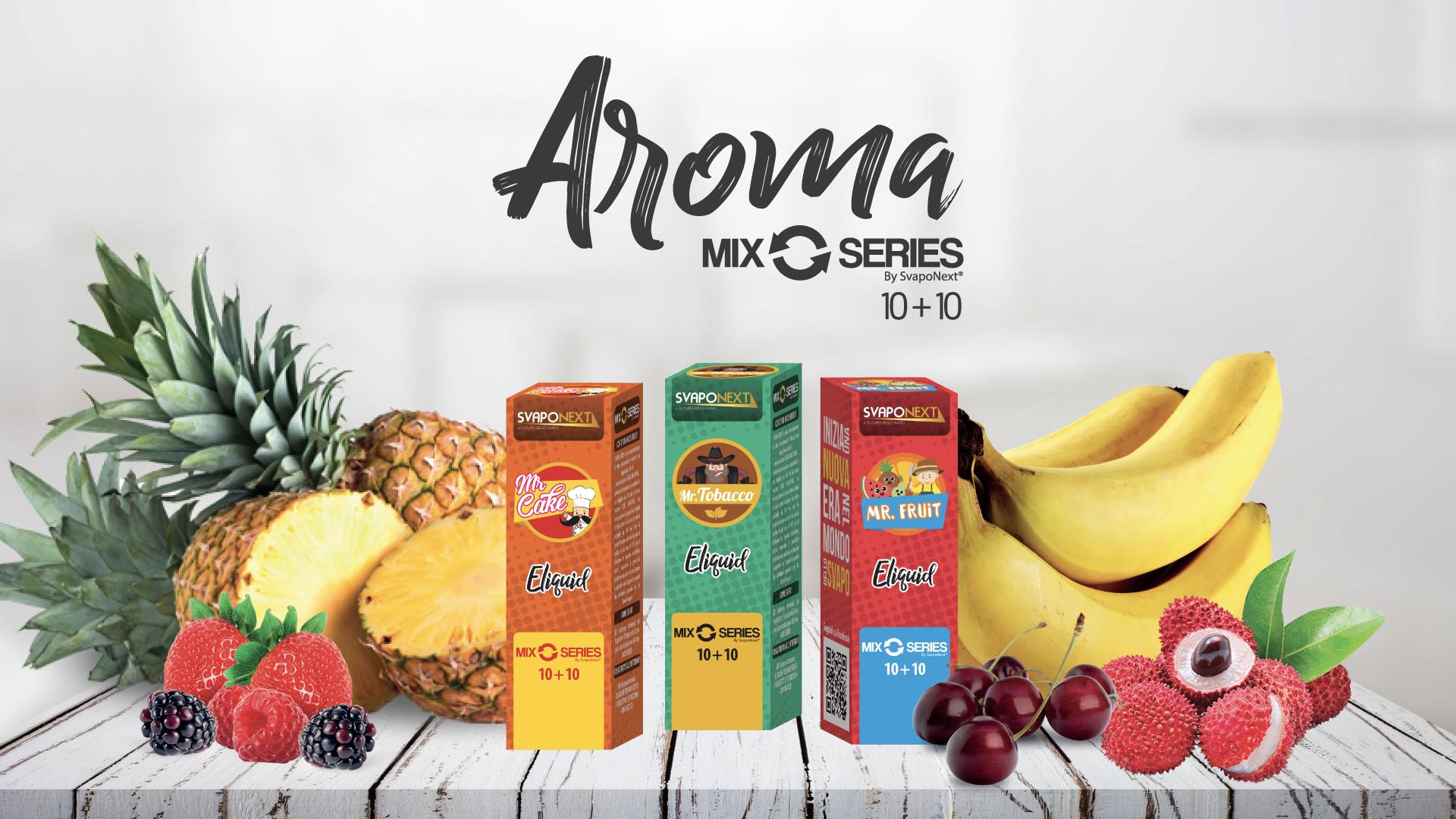 Aromi Mix Series 10 + 10
