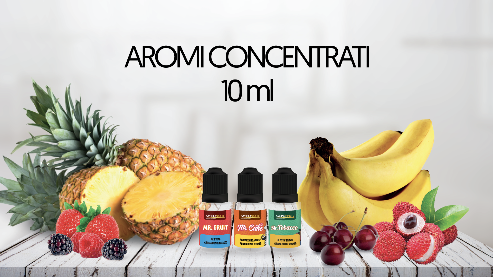 Aromi Concentrati 10 Ml